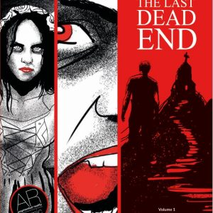 The Last Dead End AR Horror Comic